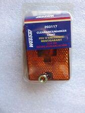 WPS 203395 Rectangular Module Clearance Light Amber