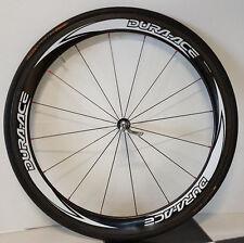 Ruota anteriore bici Shimano Dura-Ace carbonio tubolare 50mm bike front wheel