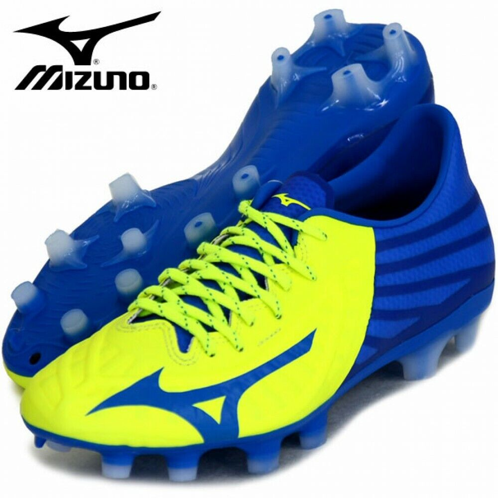 MIZUNO Soccer Football Spike schuhe REBULA 3 PRO P1GA1964 Gelb With Tracking
