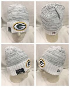 NFL Green Bay Packers 2017 On Field Color Rush Sideline Sport Knit ... 3c21c4d35