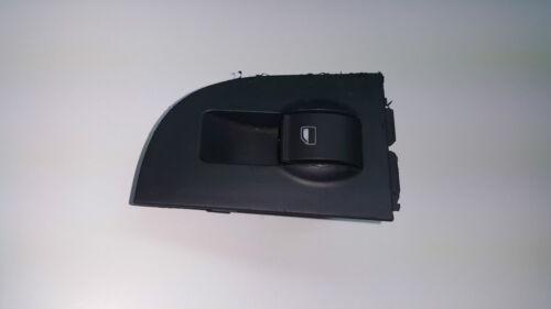 1 of 1 - AUDI A6 C5 2.5TDI ALLROAD 2003 /00-05 LEFT WINDOW SWITCH 4B0959855A Black