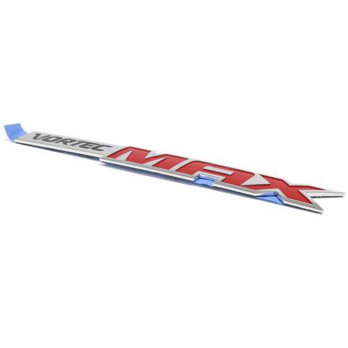OEM NEW Front Door Vortec Max Emblem Nameplate 06-09 Silverado Sierra 15268796