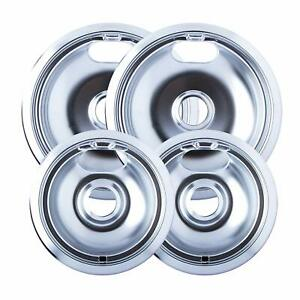 Whirlpool Electric Range Drip Bowls