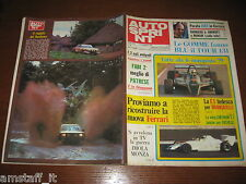 AUTOSPRINT 1978/45=BRANCATELLI=WK-1=CHEVRON B48=RALLY CORSICA=RALLY BANDAMA=