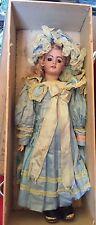 Exeptionnel Poupee Éden Bébé Marcheur Baby Walker Méchanical  Doll No Jumeau