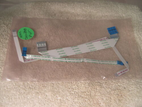 Acer C720-2848 Chromebook Lot Of 3 OEM Internal Ribbon Cables USED