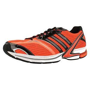 zapatillas adidas hombre running naranja