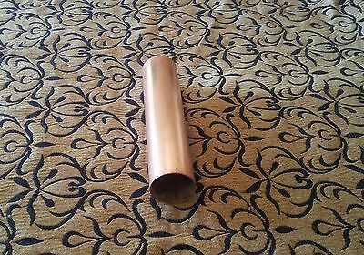 """Copper tube pipe 3"""" diameter Still, Live Steam boiler Model engineering"""