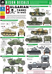 Bison-Decals-1-35-Bulgarian-Tanks-in-WW2-35112