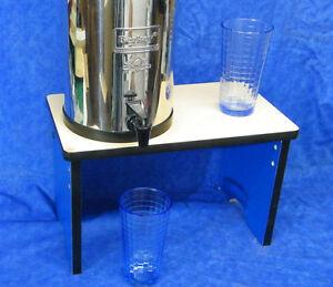 berkey type universal water filter stand ebay. Black Bedroom Furniture Sets. Home Design Ideas