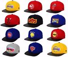 New Era Authentic NBA 9Fifty 950 Snapback Leather Rip Original Fit Hat Cap