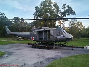 BELL 205/ UH-1H HUEY HELICOPTER