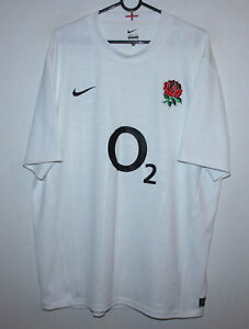 England-national-rugby-union-team-shirt-Nike-Size-XL