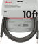 Genuine-Fender-Professional-Series-Guitar-Instrument-Cable-GRAY-TWEED-10-039-ft thumbnail 1