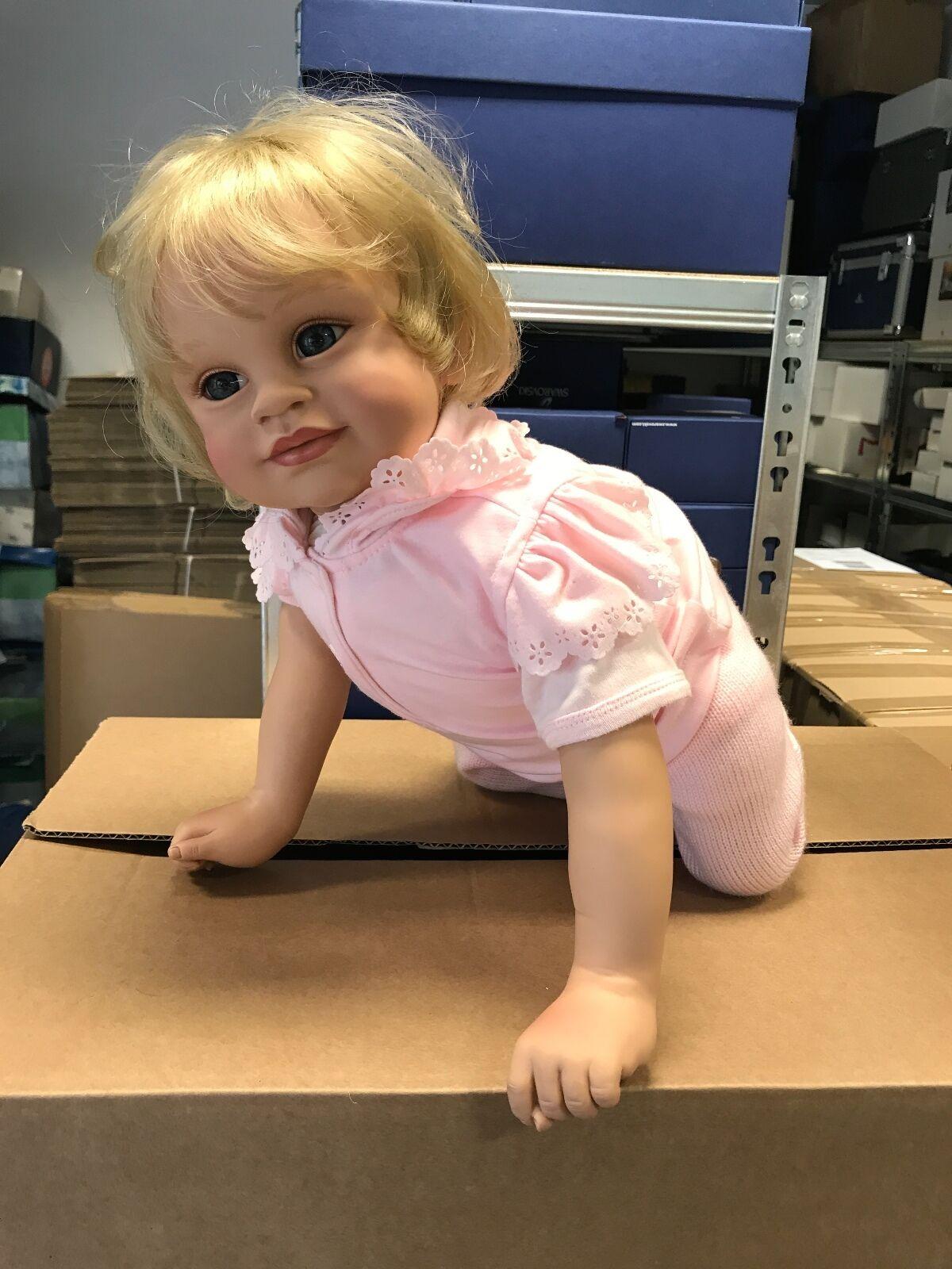 Pamela Erff vinile bambola 50 cm. edizione limitata. Top Condizione