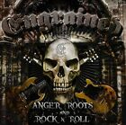 Anger, Roots & Rock N' Roll [EP] * by Engrained (CD, Mar-2010, SPV)