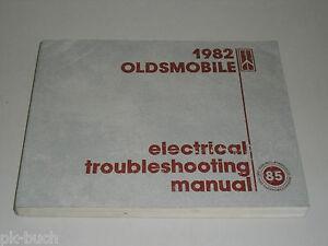 Manual-de-Instrucciones-Servicio-Elektrik-Oldsmobile-1982-88-98-Cutlass-Toronado