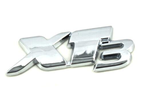 Genuine New TOYOTA XT3 REAR BADGE Emblem For RAV4 2000 II III 2.0 D-4D VVT-i