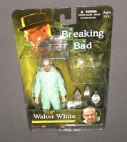 Walter White Collectible Figure Breaking Bad Mezco Hazmat Suit