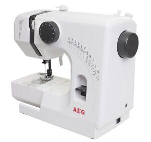 MACCHINA-MACCHINE-DA-PER-CUCIRE-AEG-100-SPECIALE-PRINCIPIANTI-BRACCIO-LIBERO