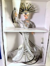 NIB BARBIE DOLL 2000 LADY LIBERTY BOB MACKIE FAO SCHWARTZ