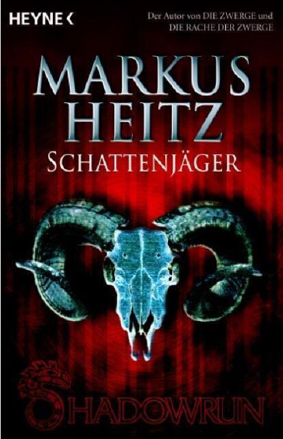 Schattenjäger von Markus Heitz (2006, Taschenbuch)
