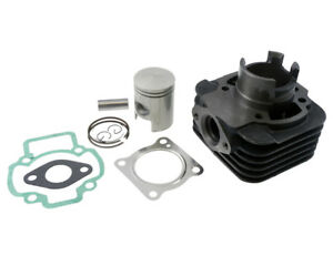 Replacement-Cylinder-50cc-AC-2T-Piaggio-AC-Scooter-NRG-TPH-Zip-Gilera-Storm
