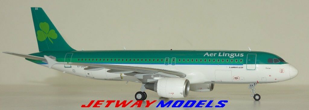 NEW: 1:200 GEMINI JETS AER LINGUS AIRBUS A320-200 Model G2EIN647