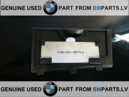 GENUINE BMW E87 FLAP FOR POWER DISTRIBUTION BOX 7136186 8384529 RHD