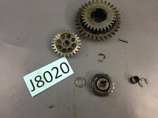 1979-1982 Honda XL 185 S Crankshaft primary drive Gears sprockets 1981 xl185s