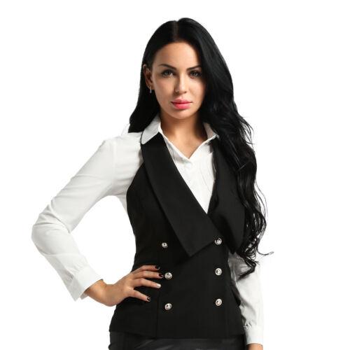 Womens Sleeveless Ruffles Cropped Cardigan Bolero Shrug Casual Coat Top Jacket