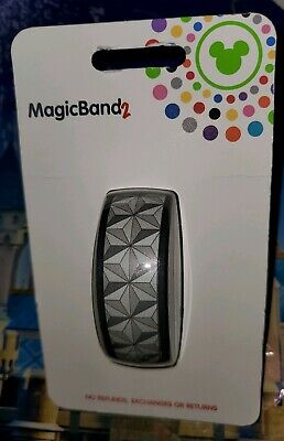 NEW Disney Parks 2019 Limited Release Christmas Magic Band 2 Green LINKABLE