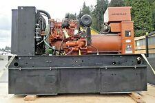 Generac 50 Kw Single Phase Diesel Generator Only 555 Hours