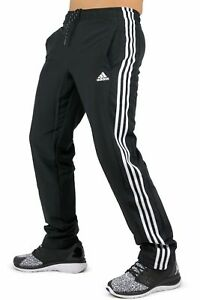 Adidas-Essentials-3S-Woven-Pant-Herren-Sporthose-S88115-Gr-XS