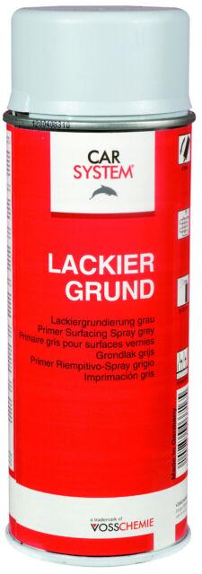 1x Bote Spray 400ml Carsystem Lackiergrund Capa de Fondo Capa de Base Lackpoint