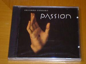 Passion - Orlando Consort ( nuovo sigillato ) - Italia - Passion - Orlando Consort ( nuovo sigillato ) - Italia