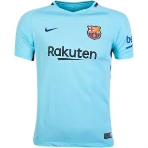 Barcelona 2017-18 away shirt by Nike - boys XL (age 13-15)  2c2cc2fca
