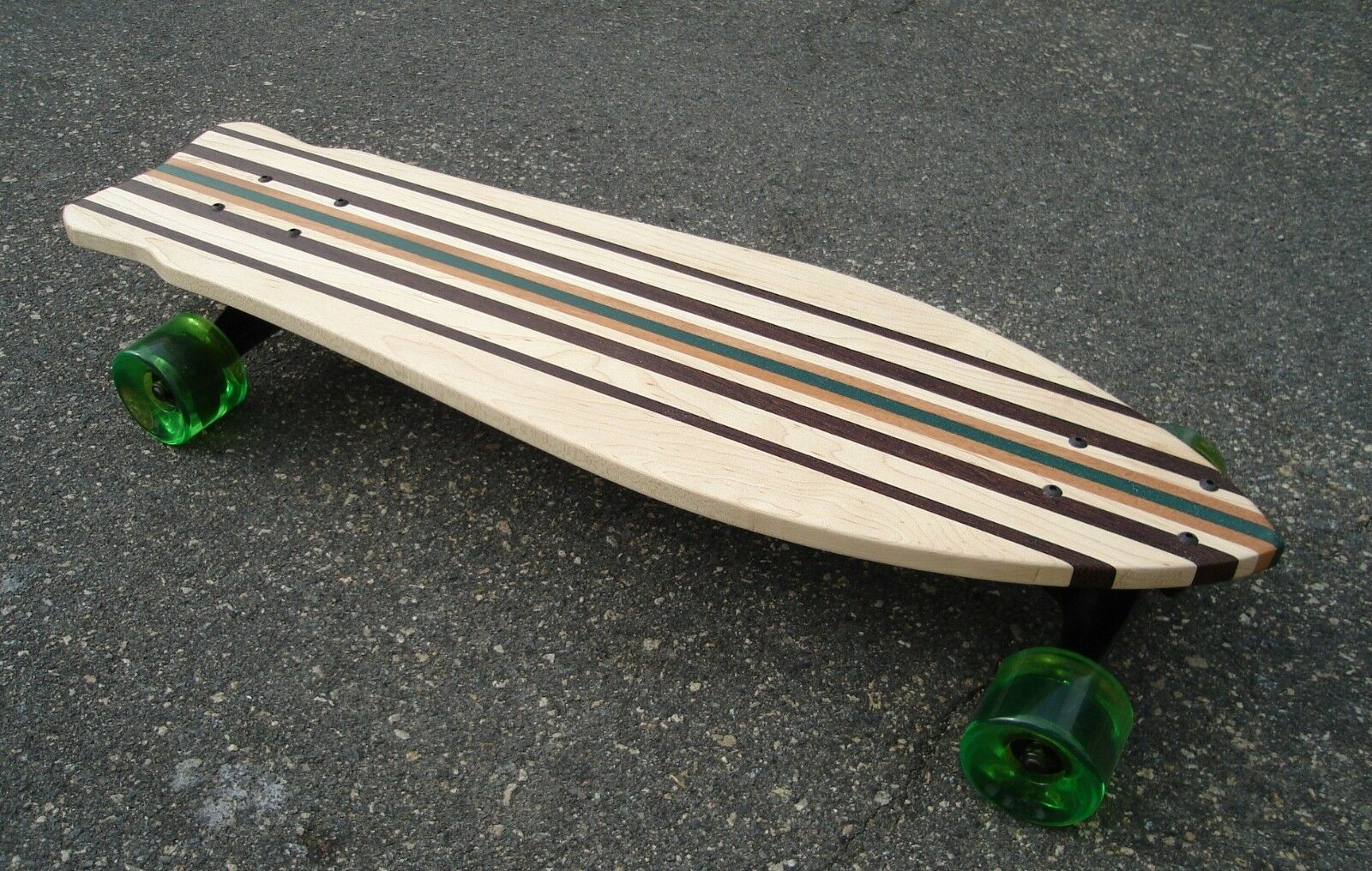 Longboard made of  Solid Wood - Coolangatta  (nice design)  sale online discount low price