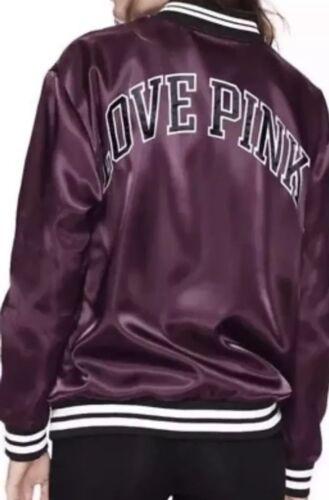 aviateur Victoria's rose~ Pink Mediumlove Taille Blouson Secret xodeBC