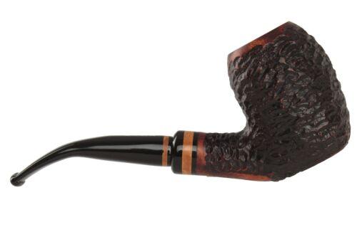 Lorenzetti Nero 27 Tobacco Pipe Bent Egg Rustic