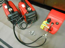 Honda Eu2000i Generator 65 Gal Ext Run Dual Feed Fuel System Dip Sticks Amp Tube