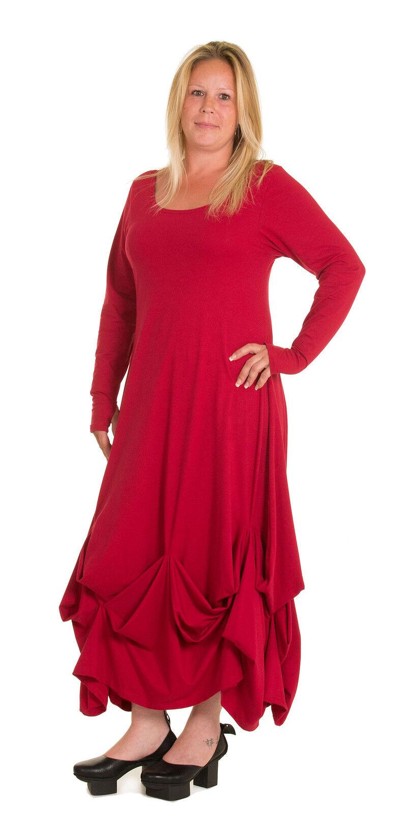 Idaretobe LAGENLOOK FLAG WOMENS DRESS Sizes UK14-22 US 10-18 PLUS SIZE