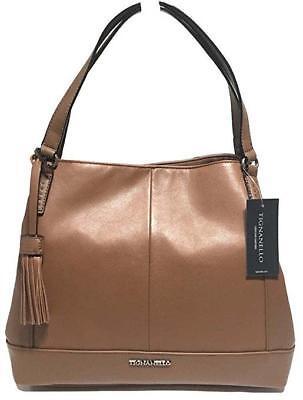 NWT Tignanello Urban Casual Shopper $175.00 Chianti T65525A MSRP
