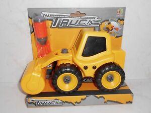 10pcs Disassembly Toys Cartoon Educational Assembled Kong Ming Lock Vehicle Toys