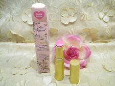 Too Faced 10 Shades La Creme Color Drenched Lipstick Double Bubble