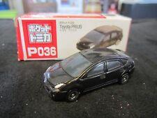 Tomica Taito Prize Half Size P036 Toyota Prius BLACK HO Scale 1:87
