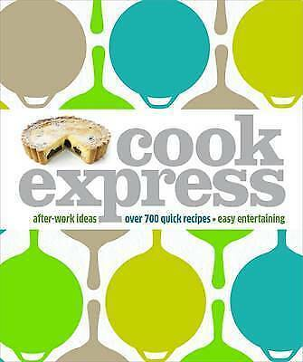 Cook Express-ExLibrary