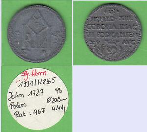 Jeton-1727-Polen-aus-Slg-Horn-Zinnabguss-Tb-29-stampsdealer