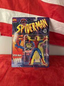 ToyBiz Spider-Man - Web Racer with Web Racing Action Action Figure