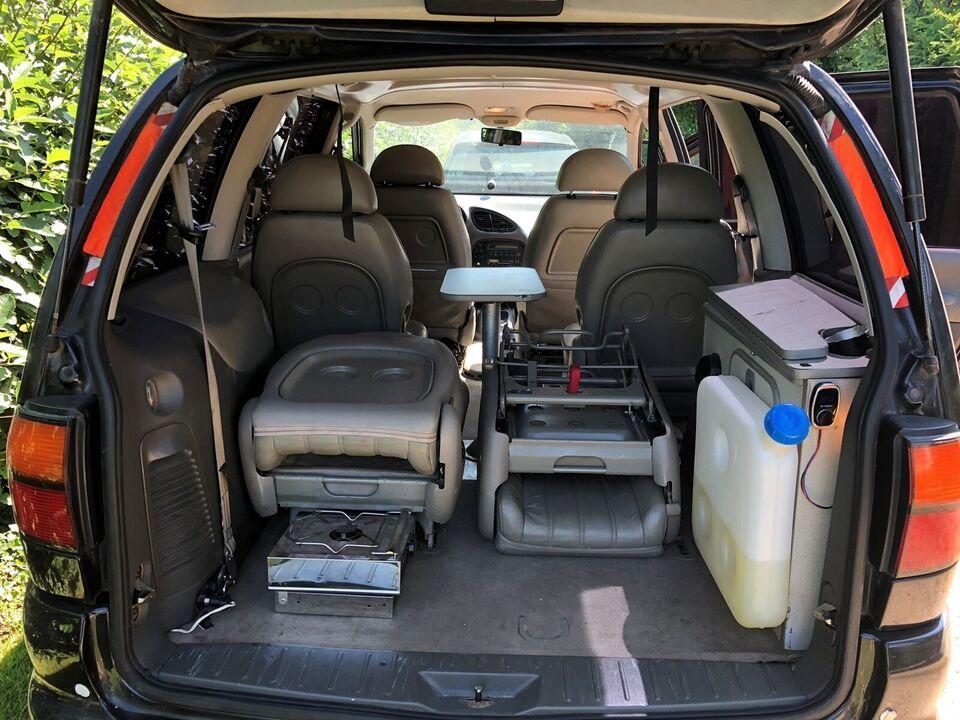 VW Sharan, 2,8 VR6 Syncro aut., Benzin